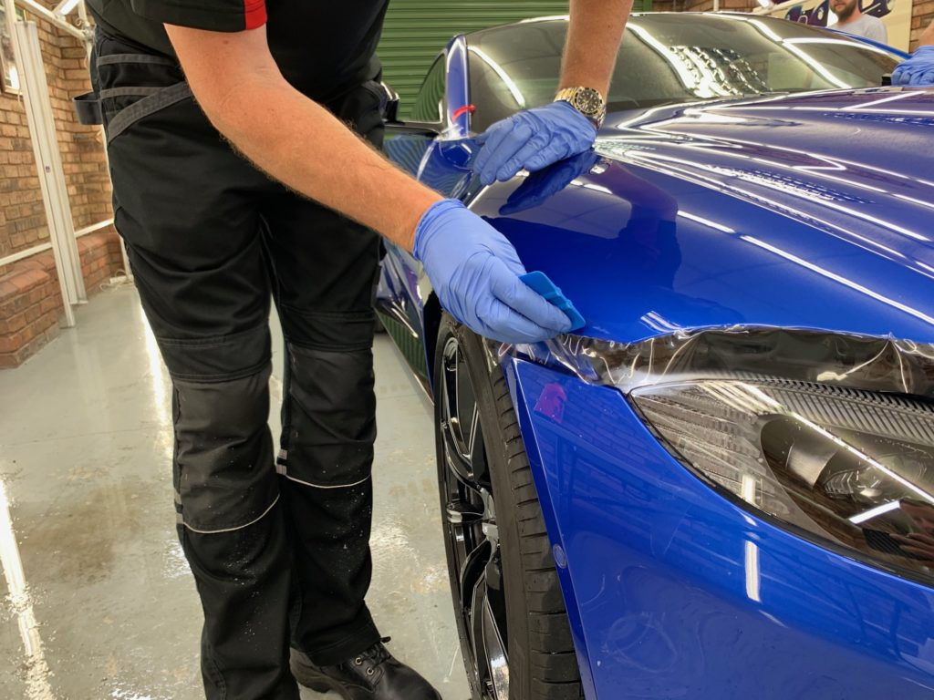 Paint protection ppf
