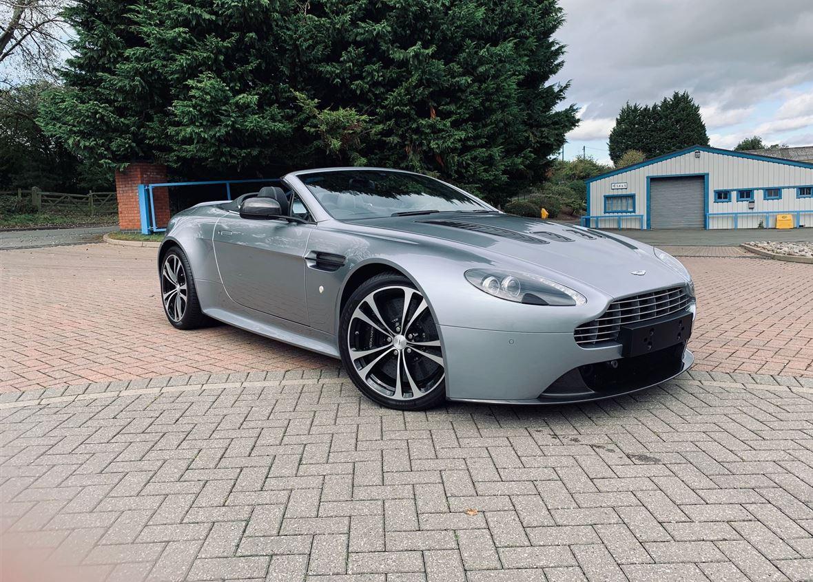 Used Aston Martin V12 Vantage