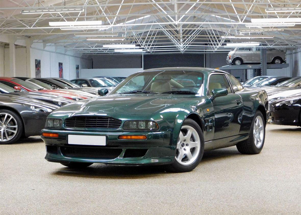 Aston Martin v550 vantage for sale