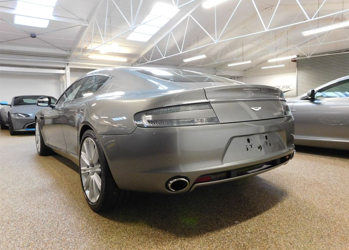 Used Aston Martin Rapide for sale