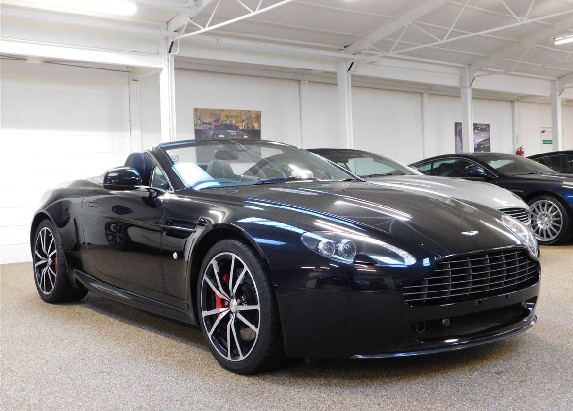 Aston Martin Vantage N430 for sale