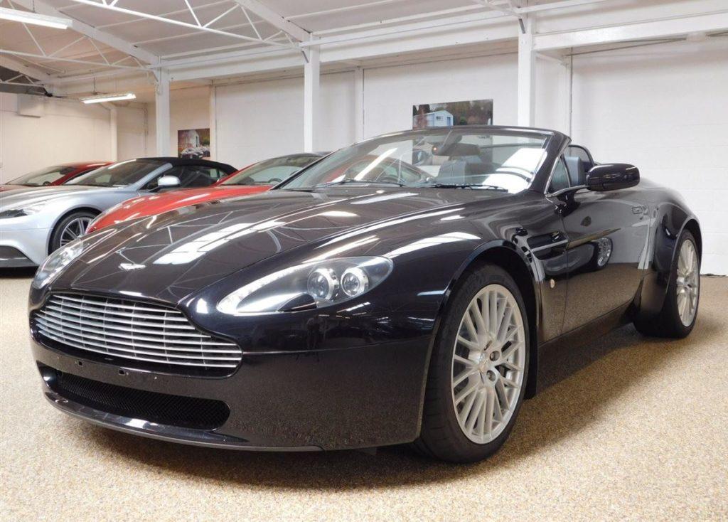 Aston Martin V8 Vantage Roadster 4.7