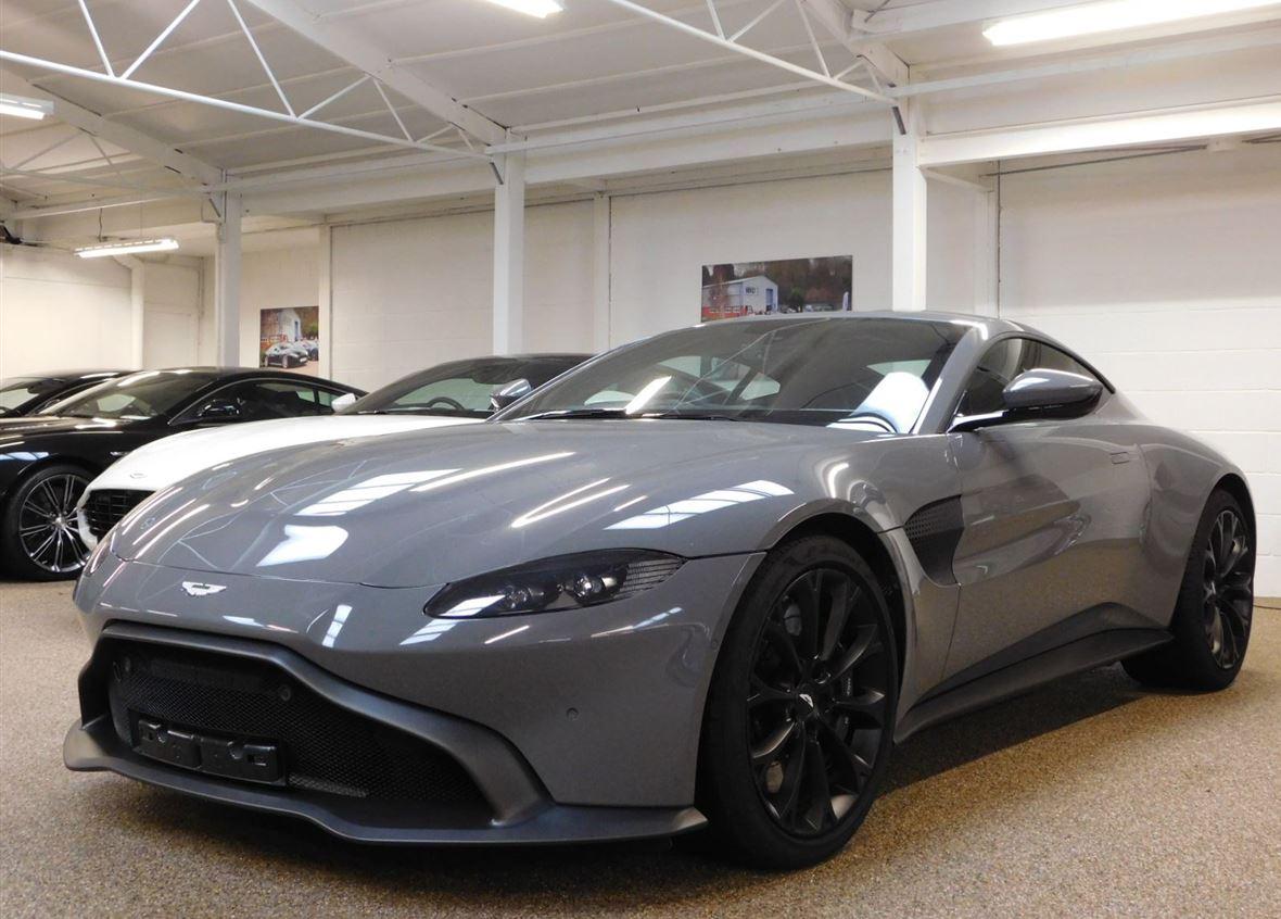 Aston Martin Vantage 4.0