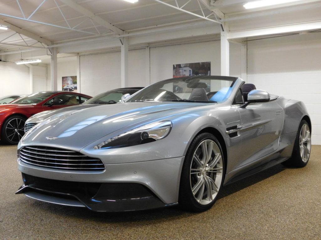 Aston Martin Vanquish Volante for sale