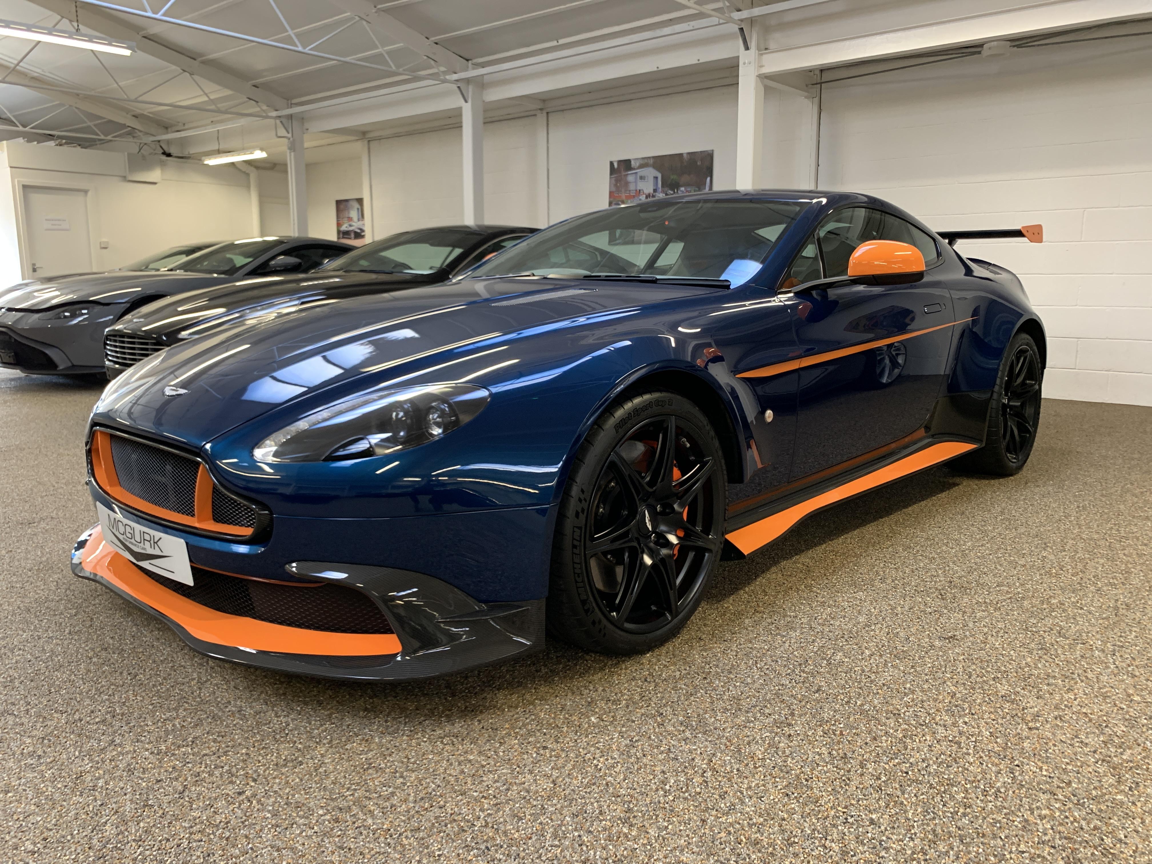 Aston Martin Gt8 2017 Mcgurk Performance Cars