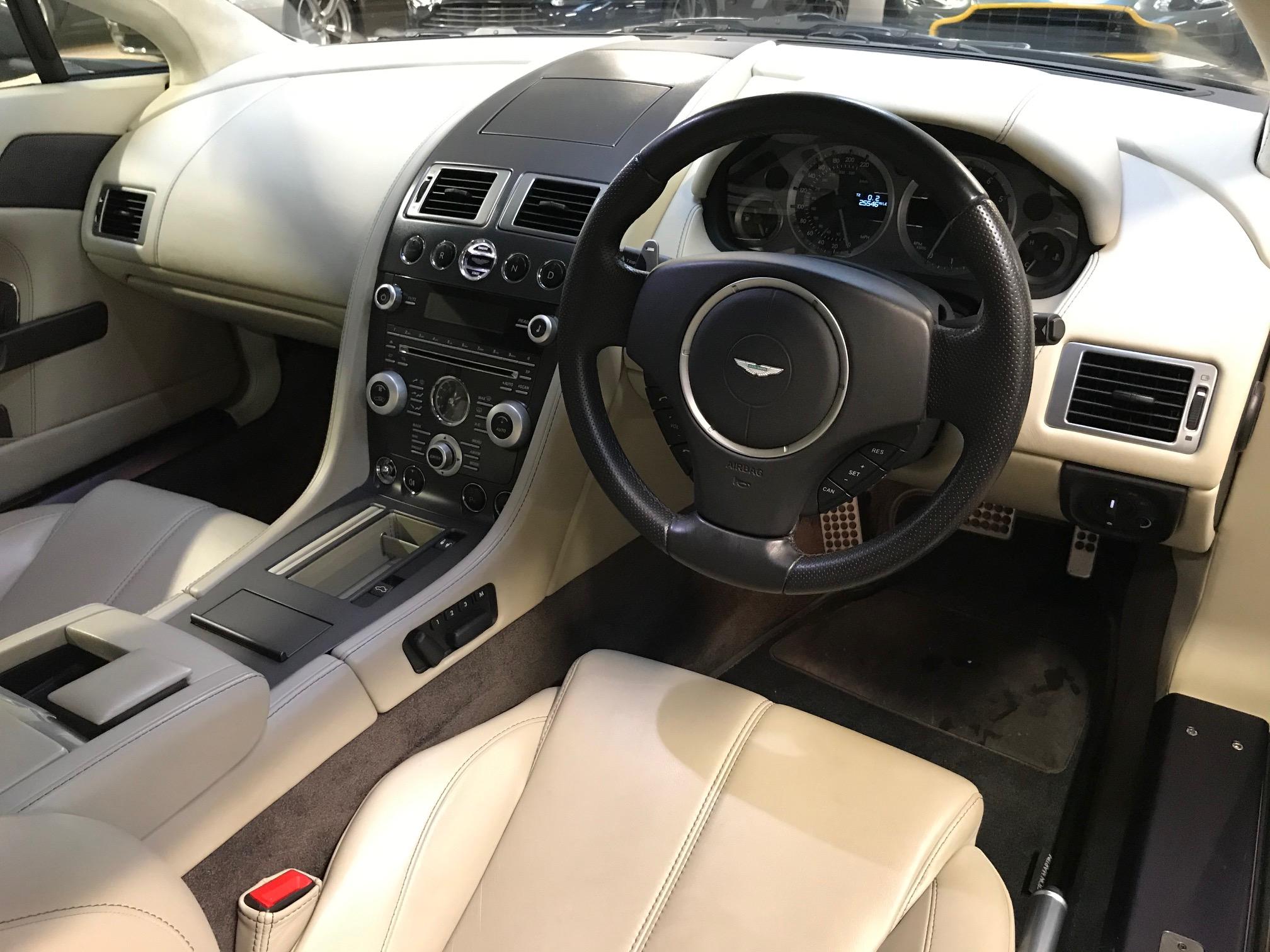 Used Aston Martin Vantage for sale