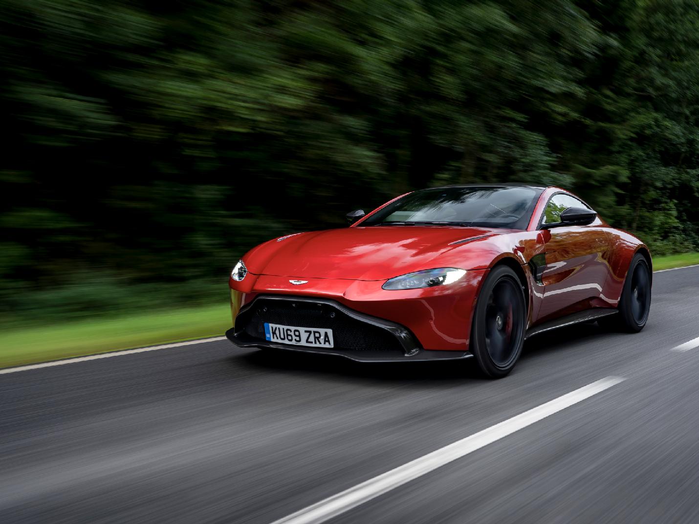 Aston Martin specialist mcgurk