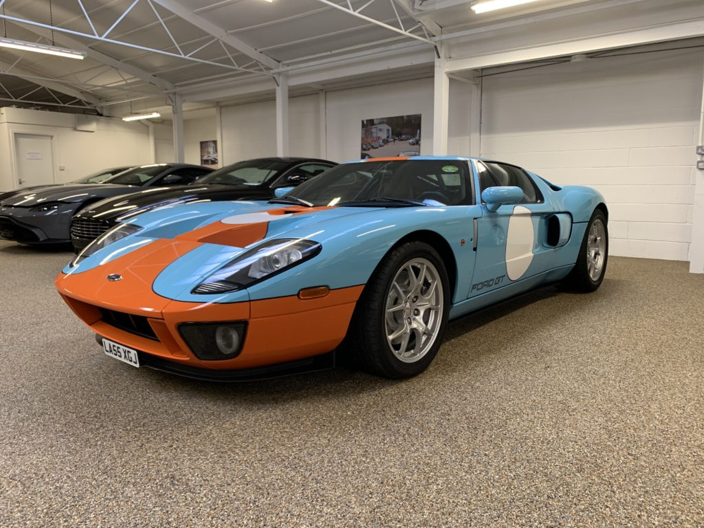Ford Gt Heritage for sale