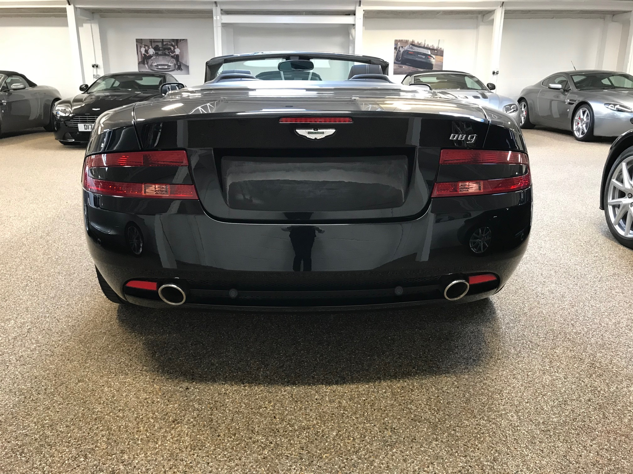 Used Aston Martin DB9 Volante for sale