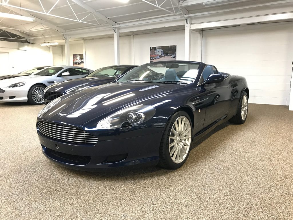 Used DB9 Volante for sale