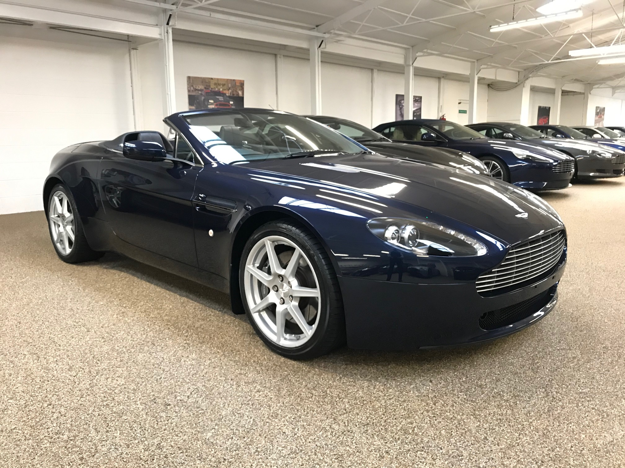 Used Aston Martin Roadster for sale