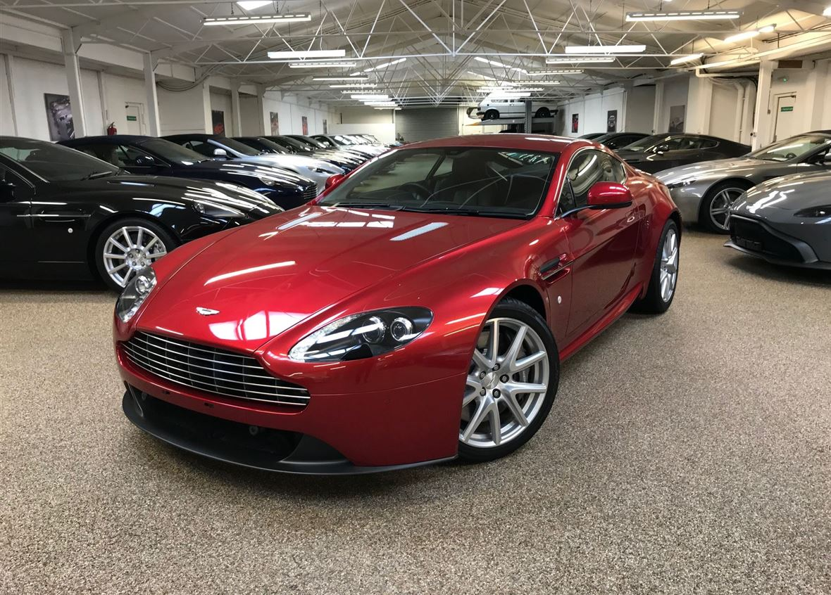 Used Aston Martin for sale