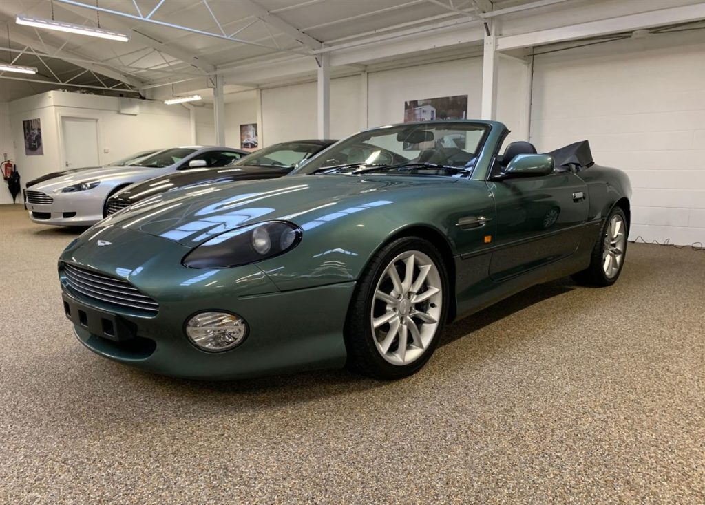 Used Aston Martin DB7 Vantage