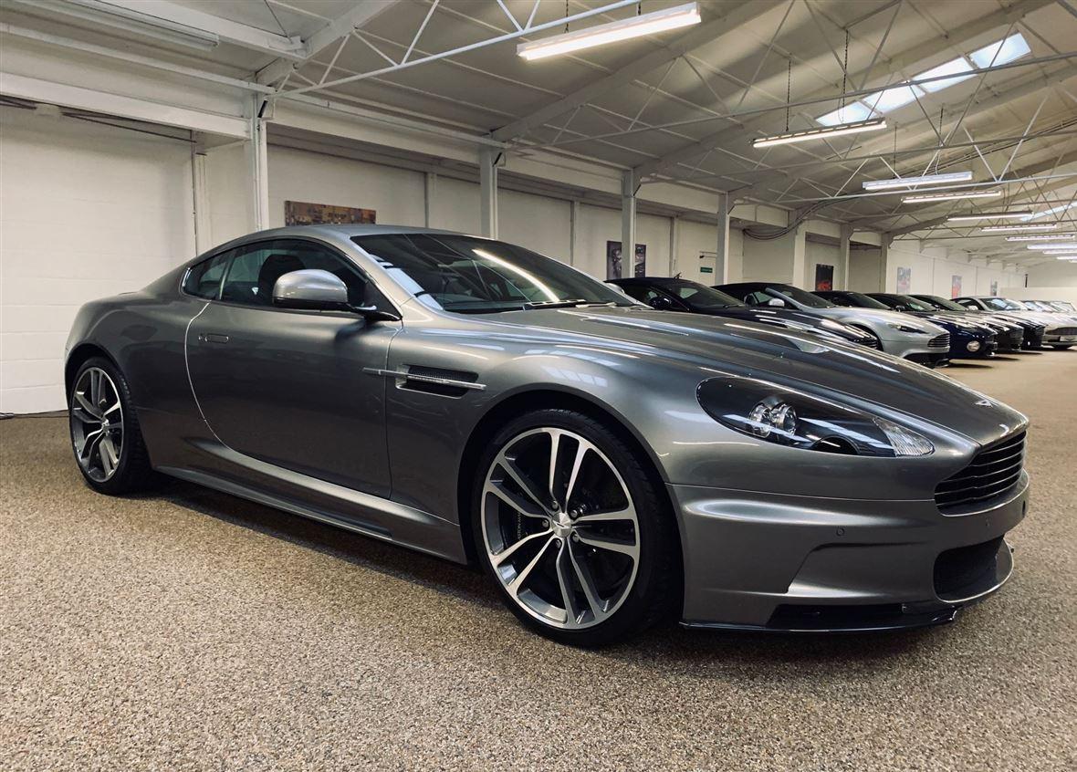 Used Aston Martin DBS
