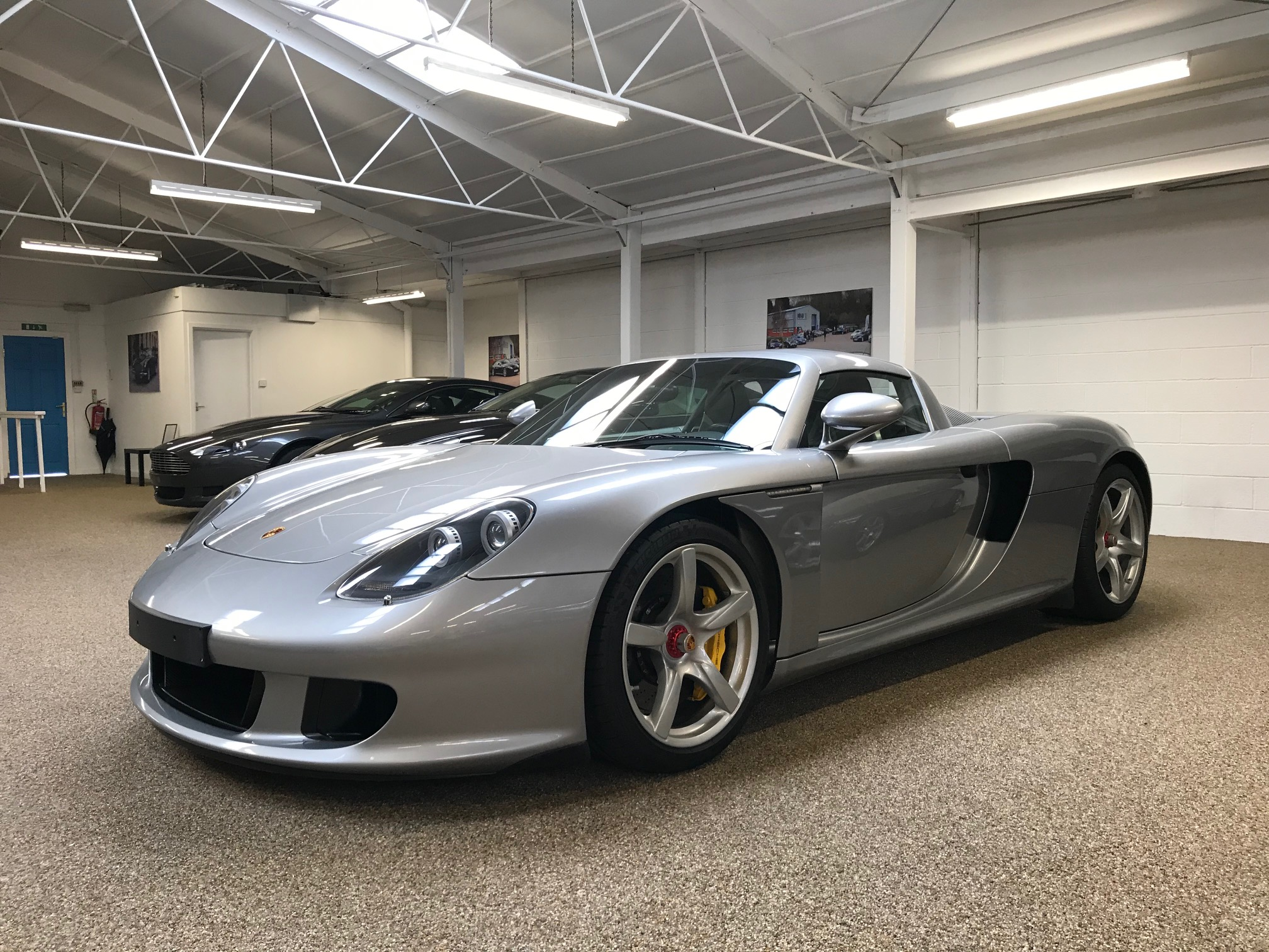 Porsche Carrera GT for sale