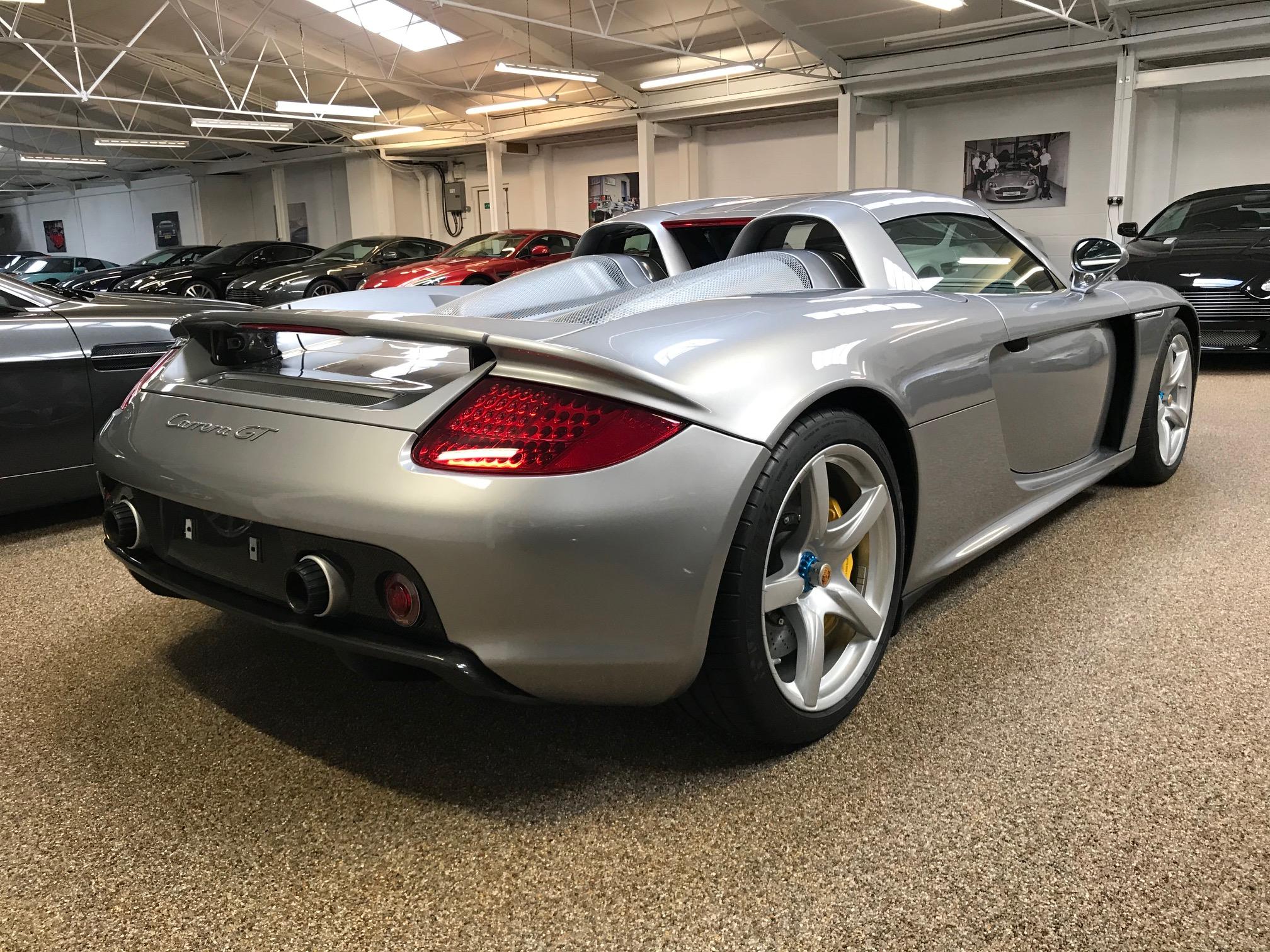 Porsche Carrera GT for sale