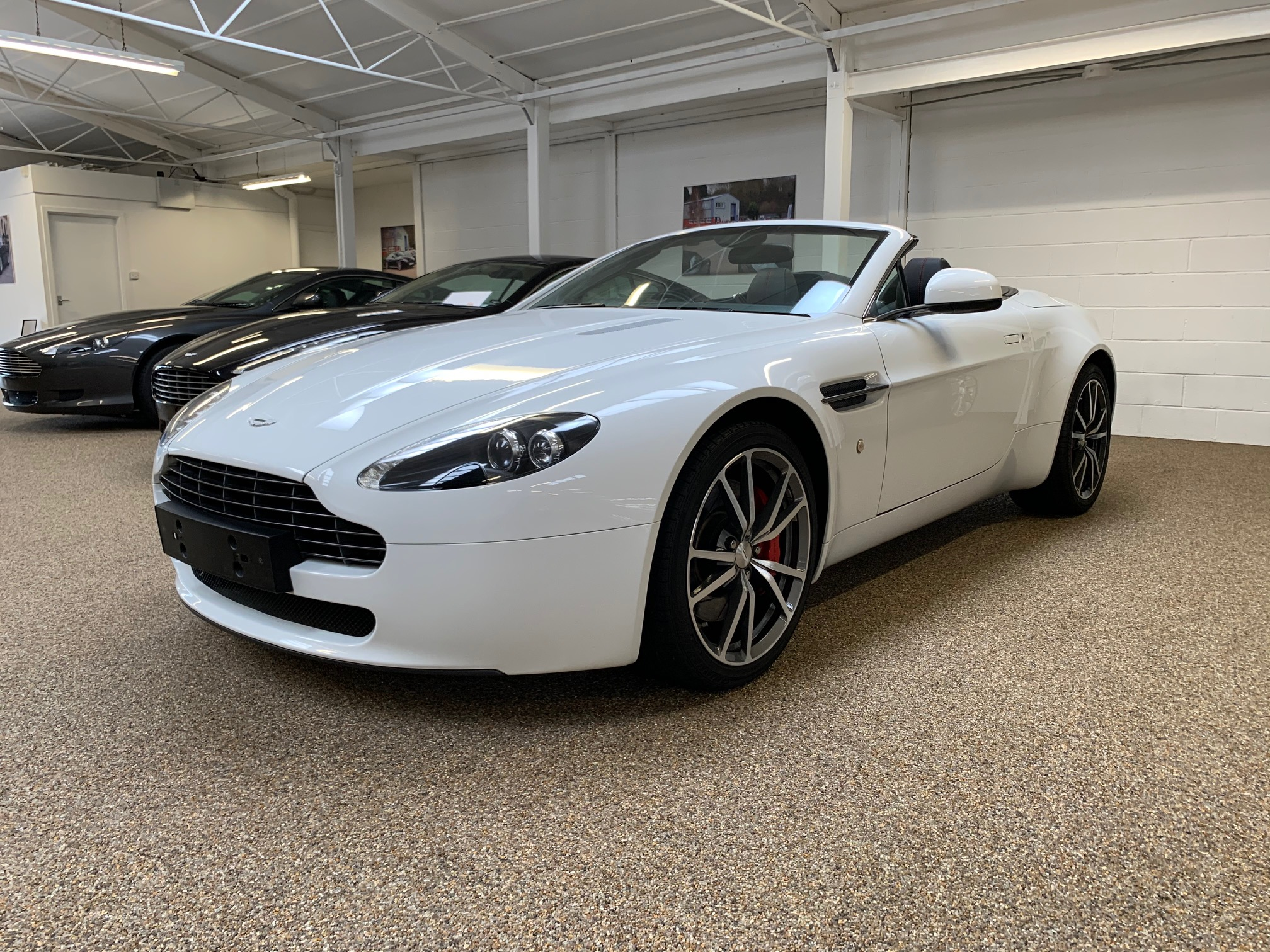 Used Aston Martin Vantage Roadster for sale