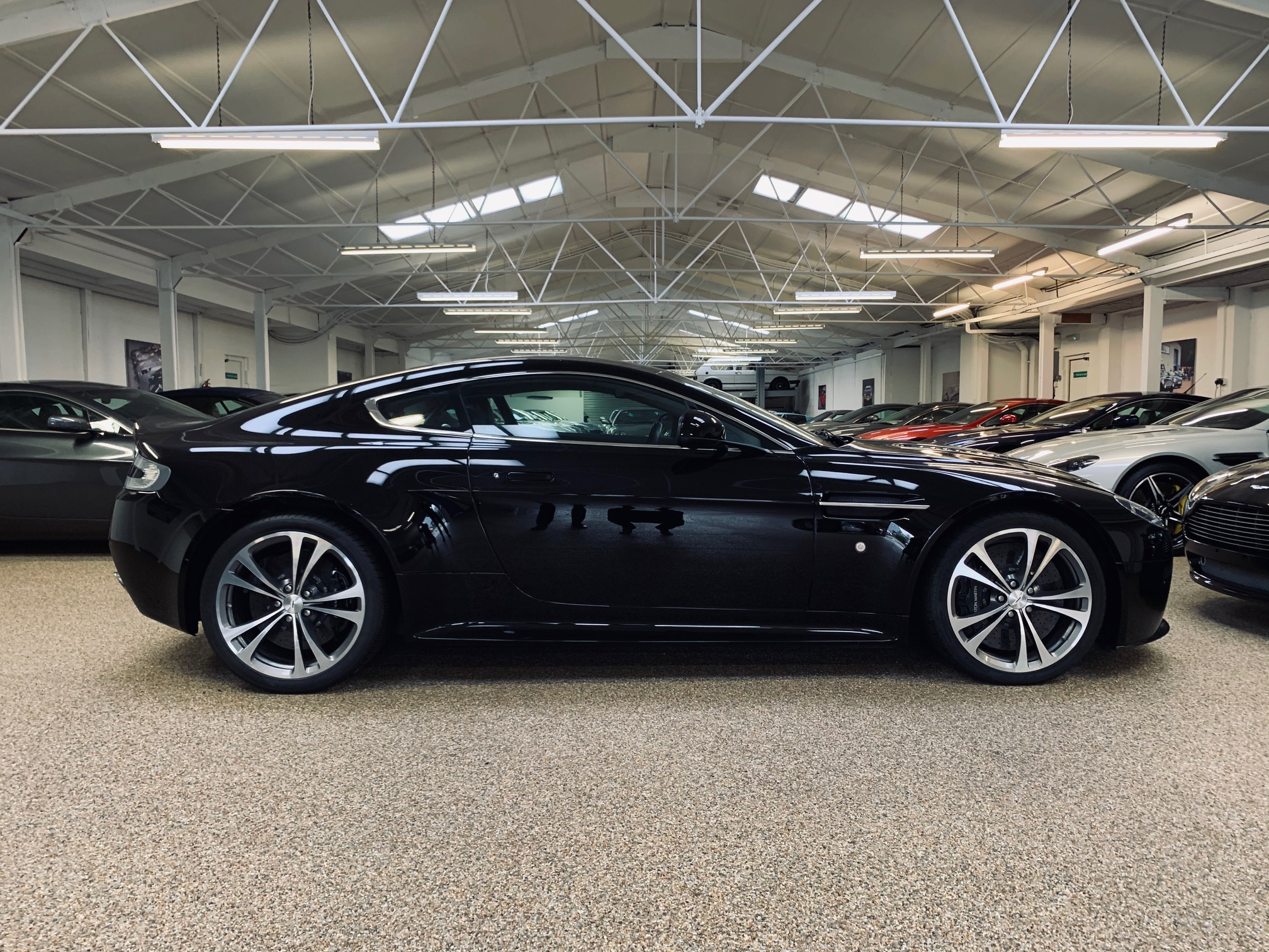 Used Aston Martin V12 Vantage for sale