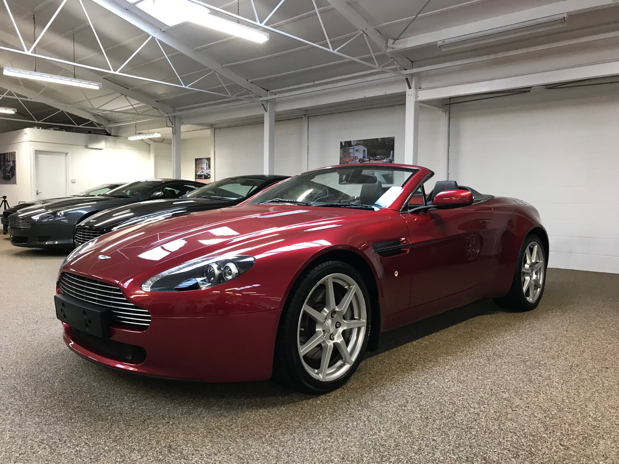 Used Aston Martin V8 Roadster for sale