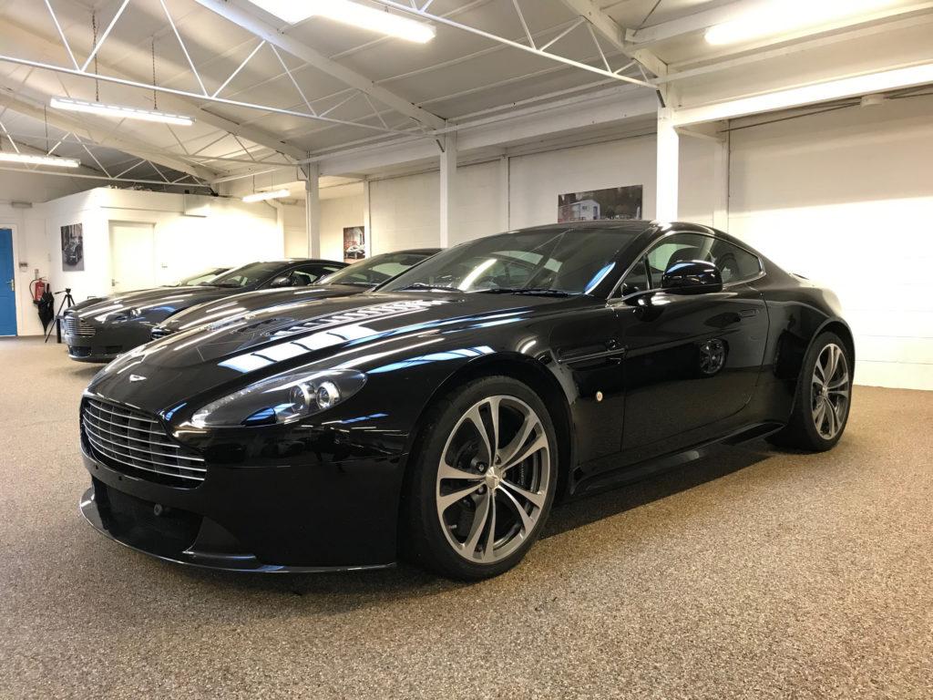Used Aston Martin V12 Vantage For sale