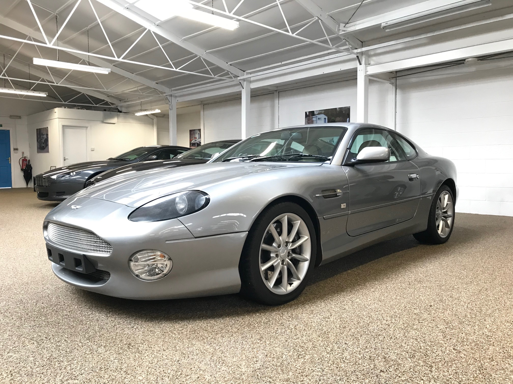 Used Aston Martin DB7 Vantage for sale