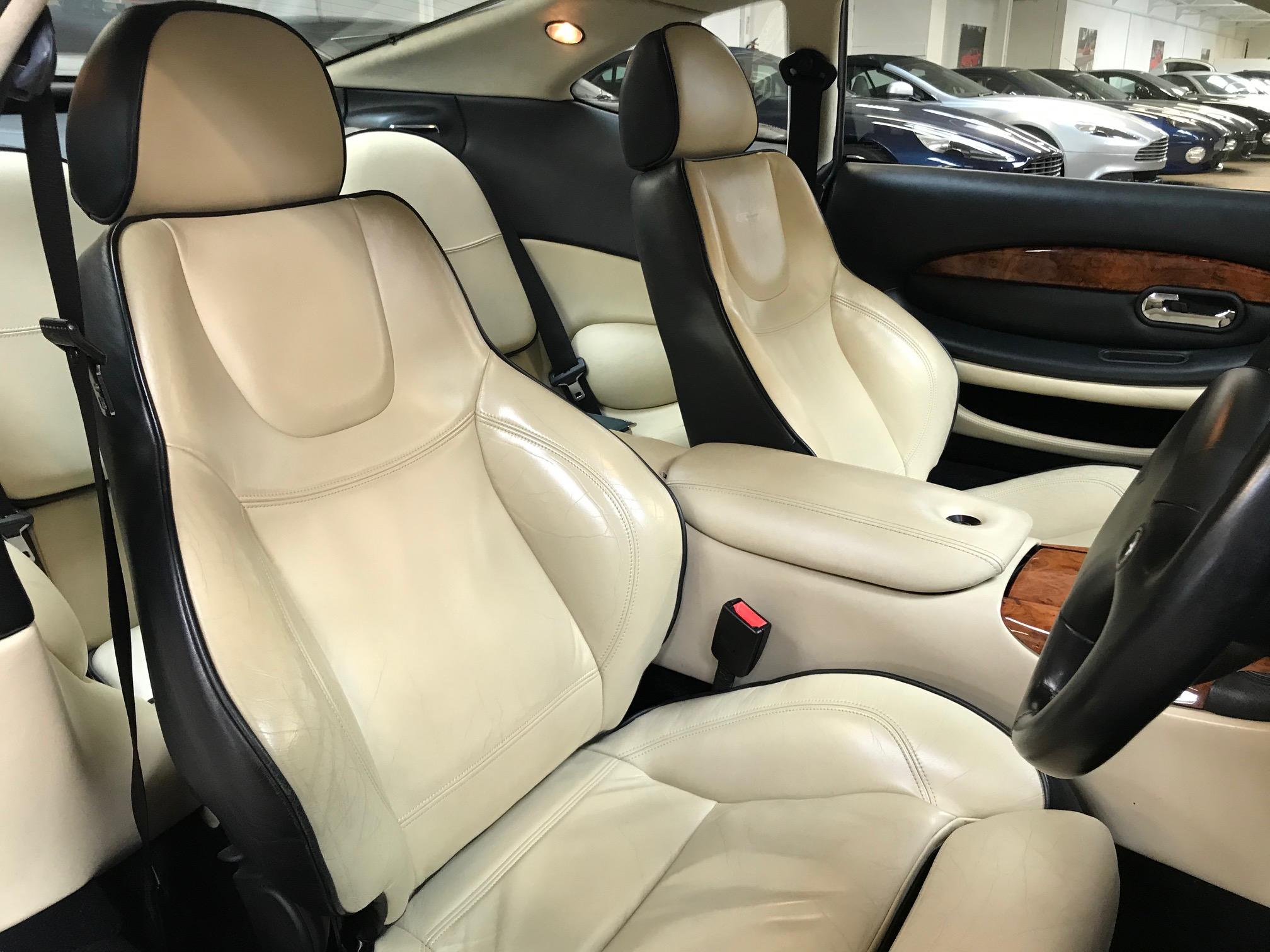 Used Aston Martin DB7 Vantage for sale