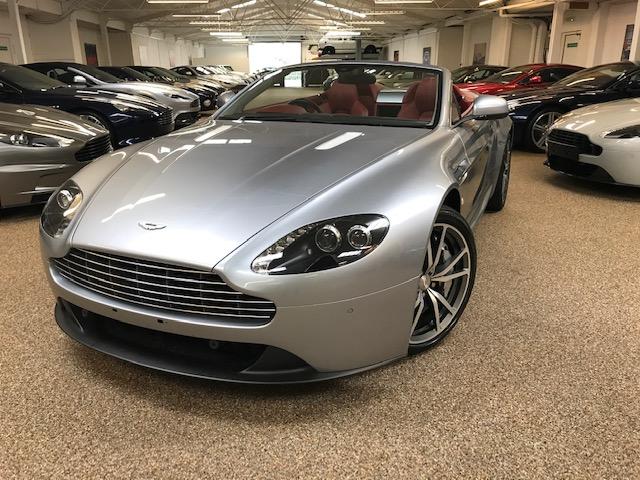 used Aston Martin Vantage Roadster