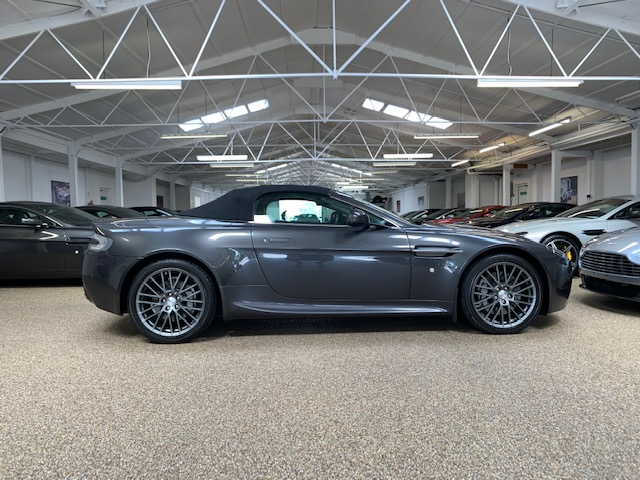 Aston Martin V8 Vantage Roadster for sale