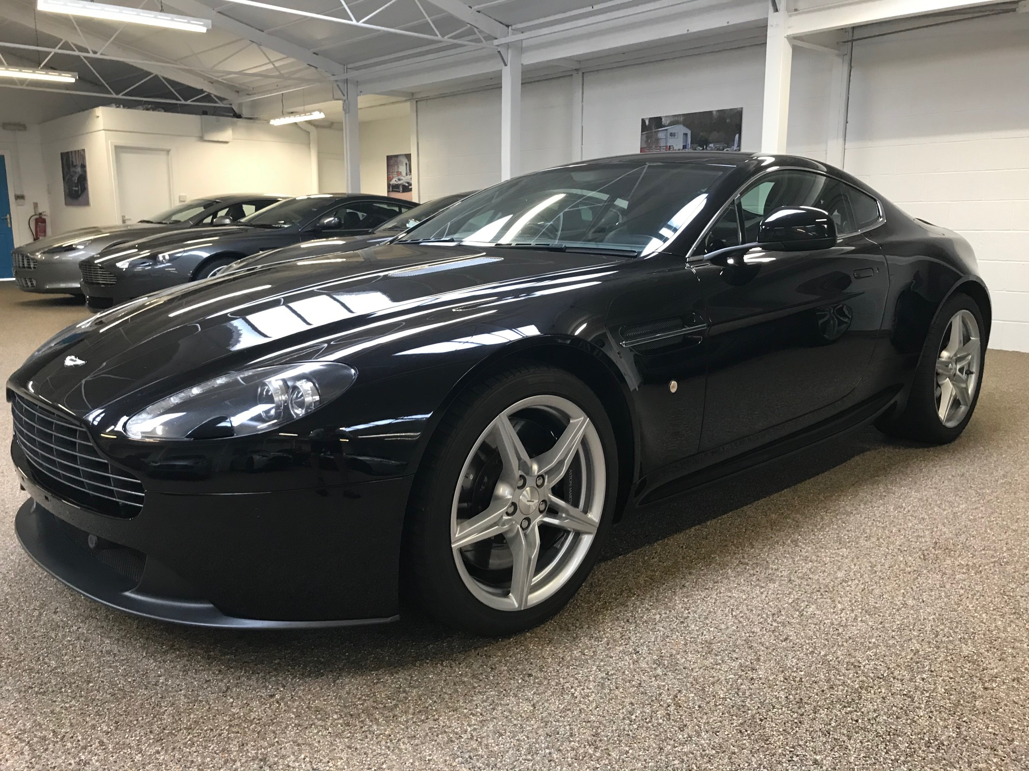 Used Aston Martin V8 Vantage for sale