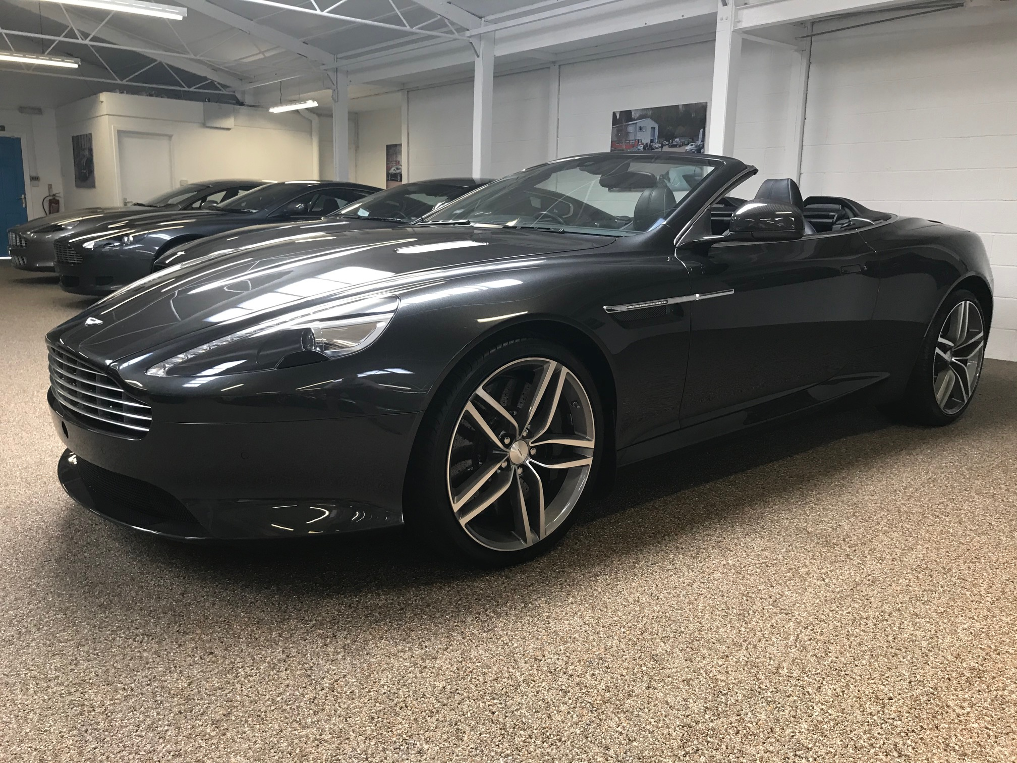 Aston Martin DB9 Volante For sale