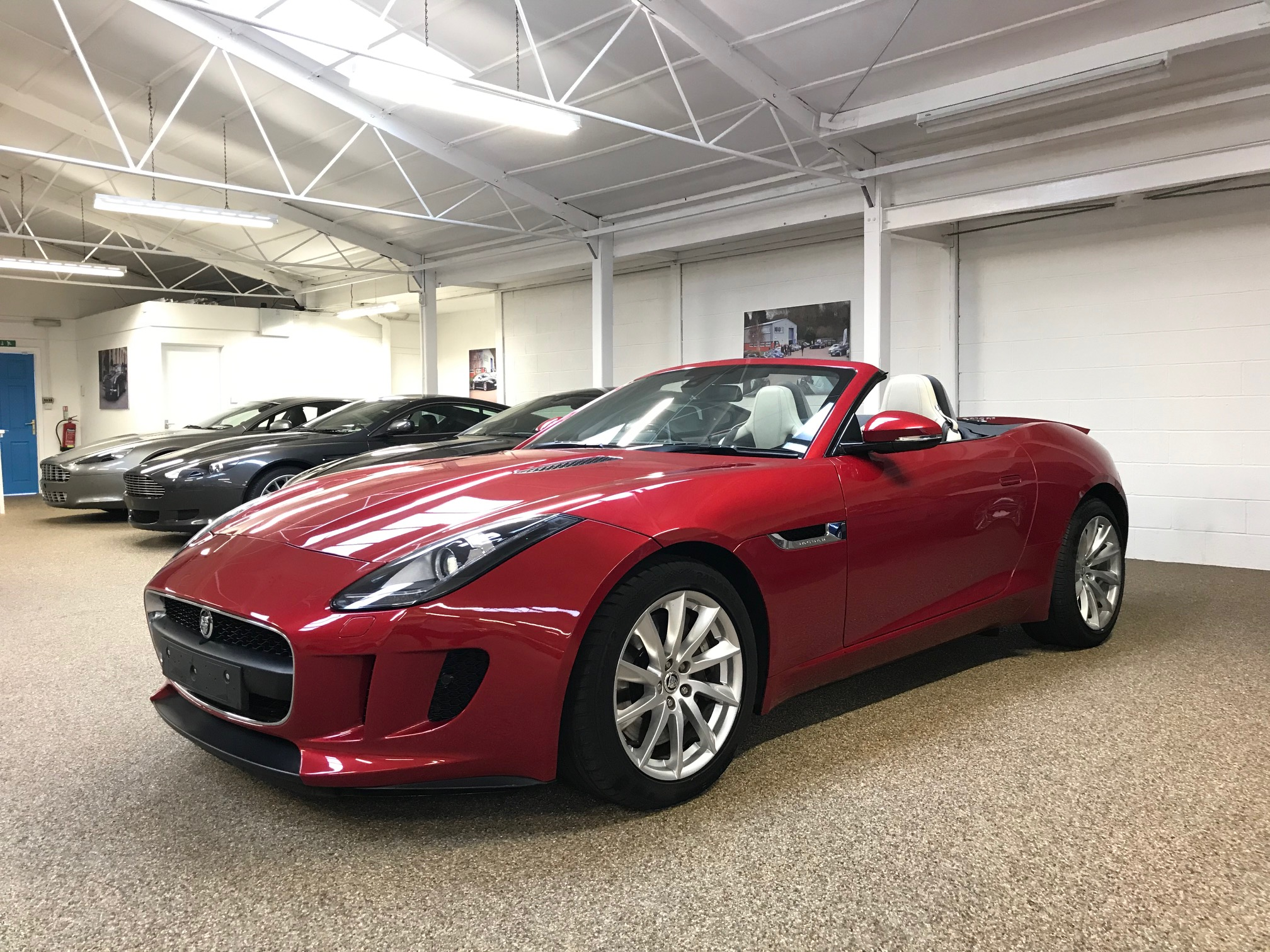 Used F Type for sale