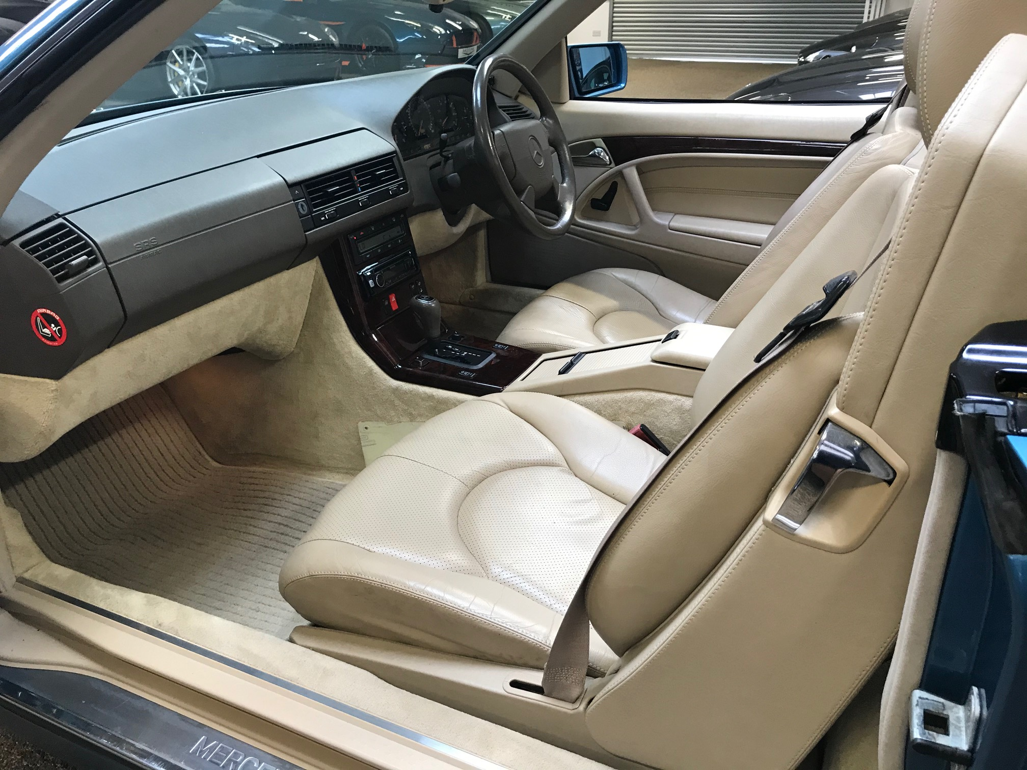 Used Mercedes SL320 for sale