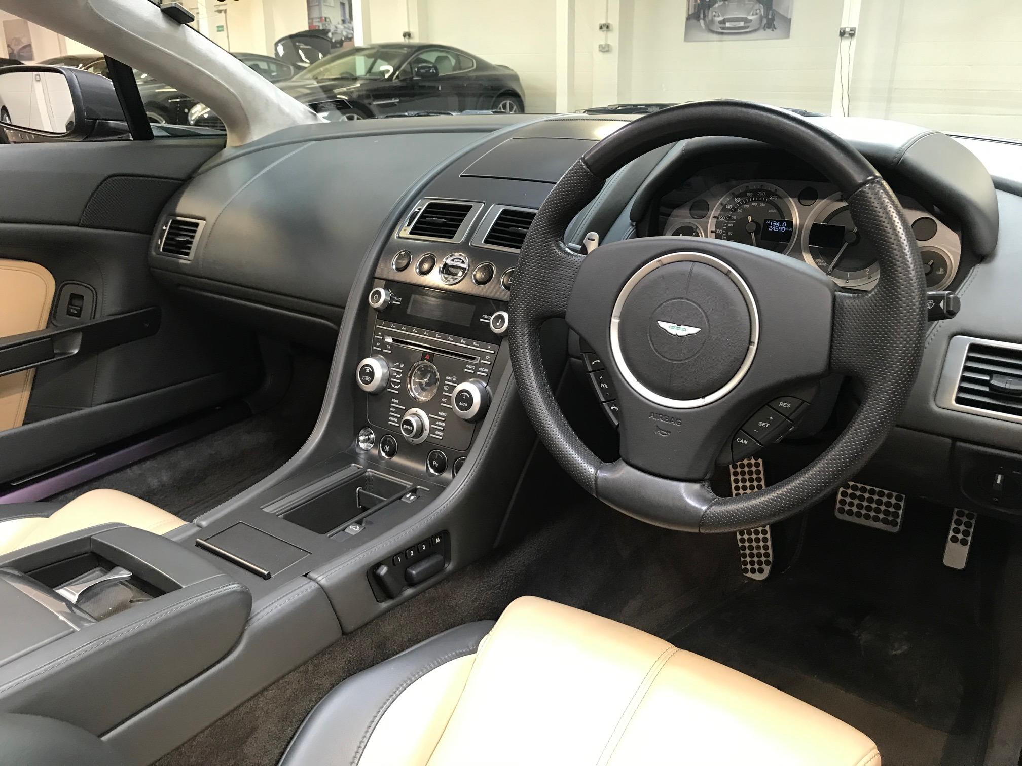 Used V8 Vantage Roadster for sale