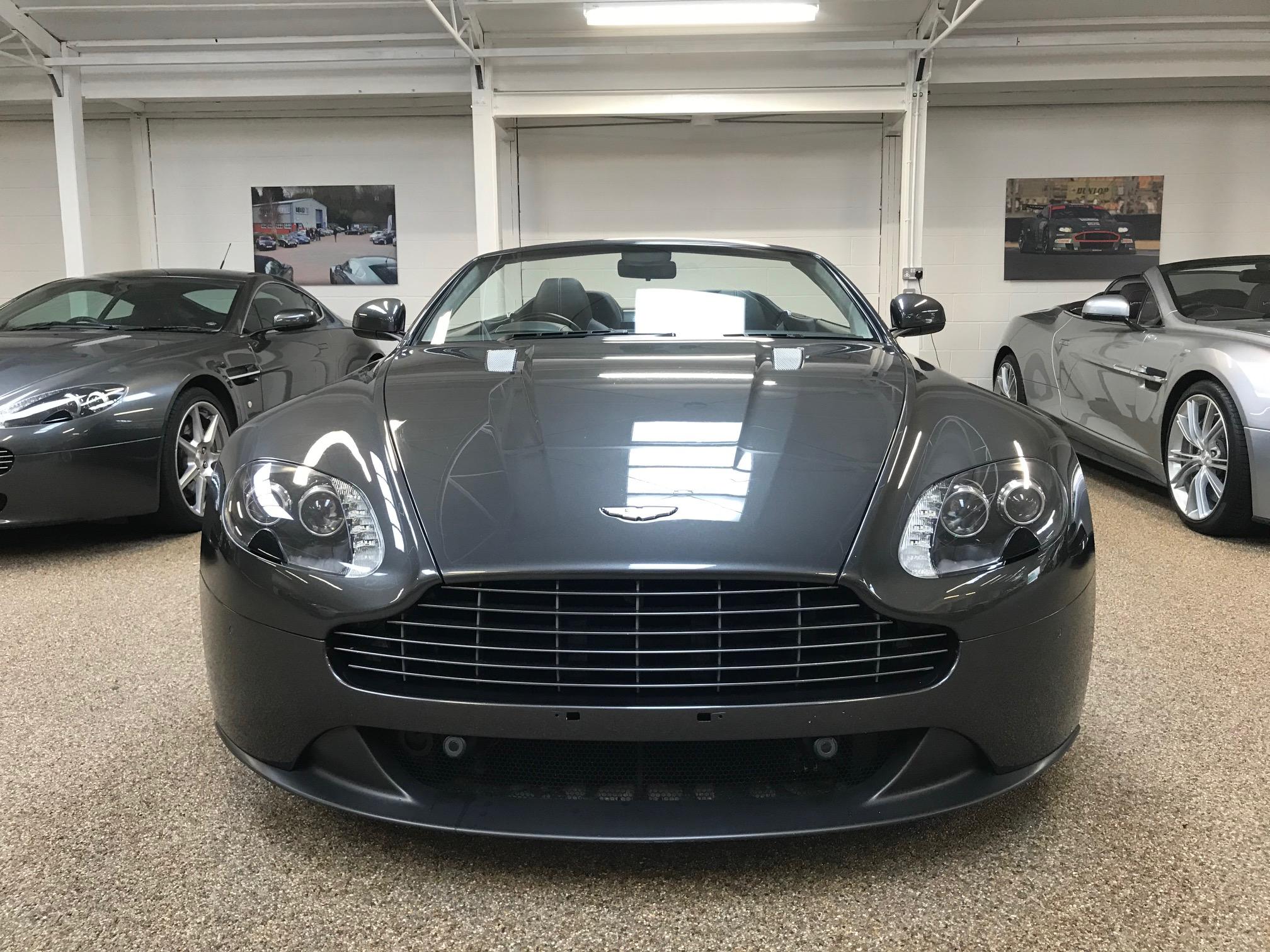 Aston Martin Vantage Roadster for sale