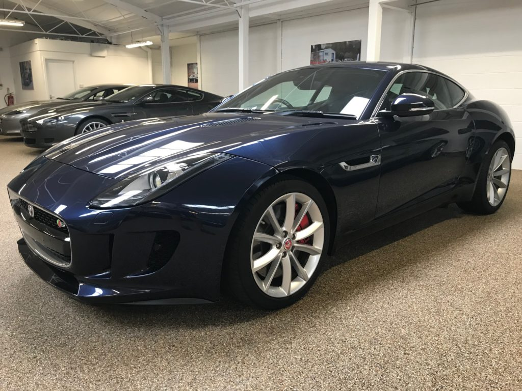 used Jaguar F-Type 3.0 S For Sale