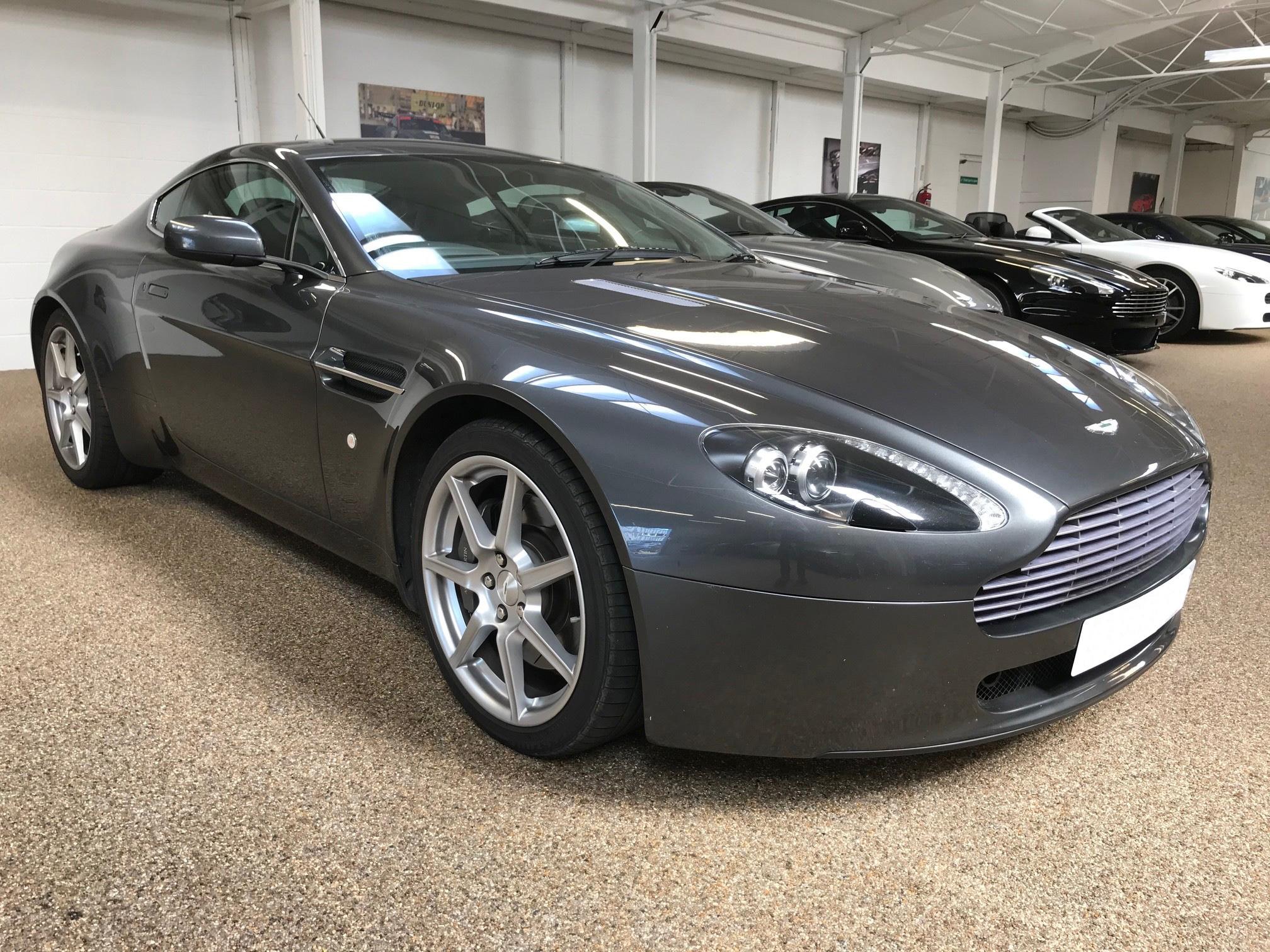 Used Aston Martin V8 Vantage for sale