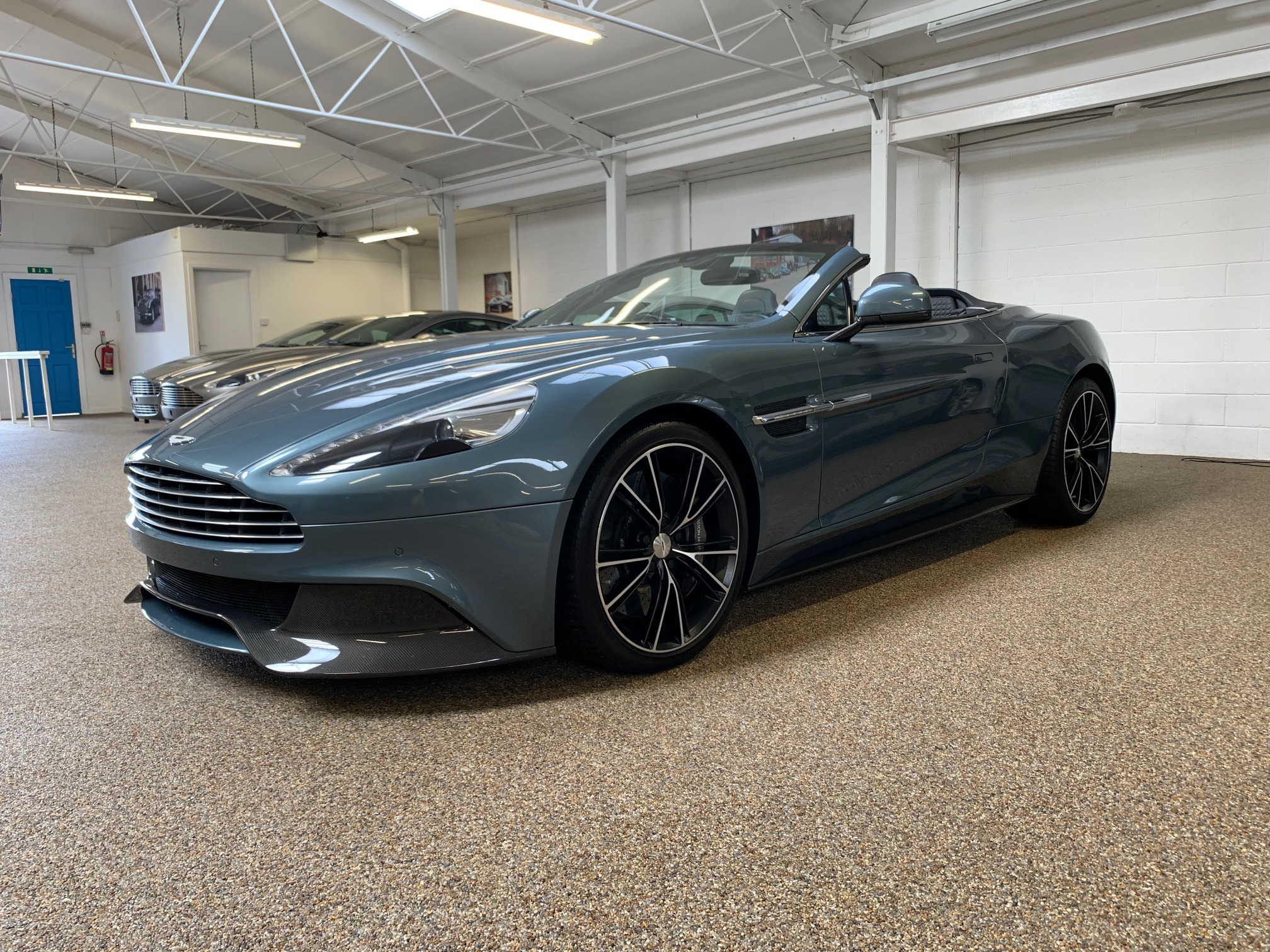 Aston Martin Vanquish Volante for sale