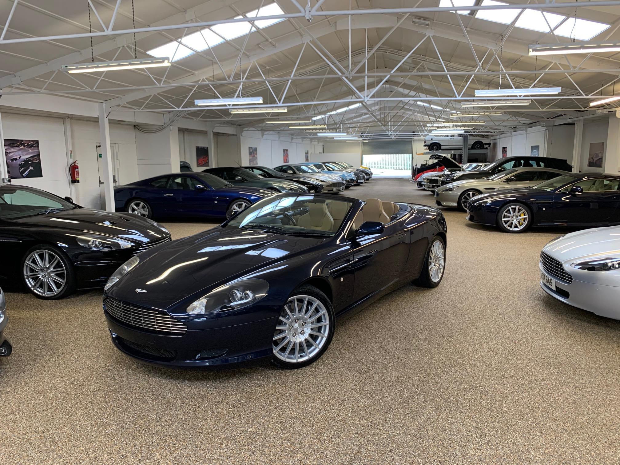 Aston Martin DB9 volante for sale