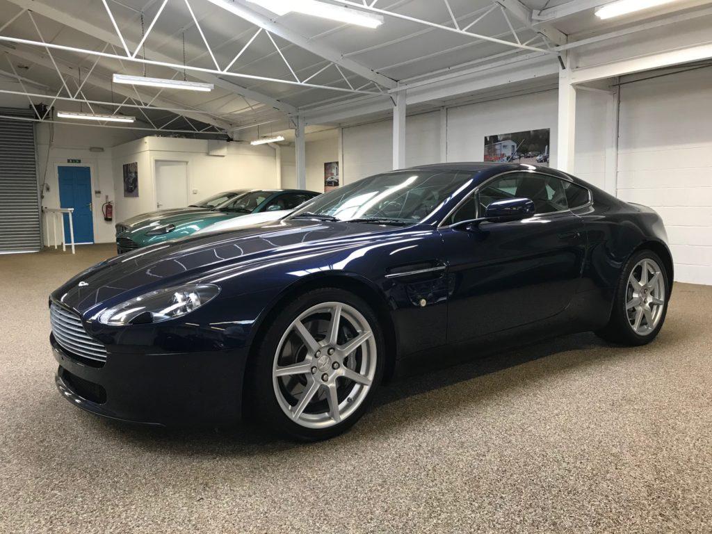Used V8 Vantage for sale
