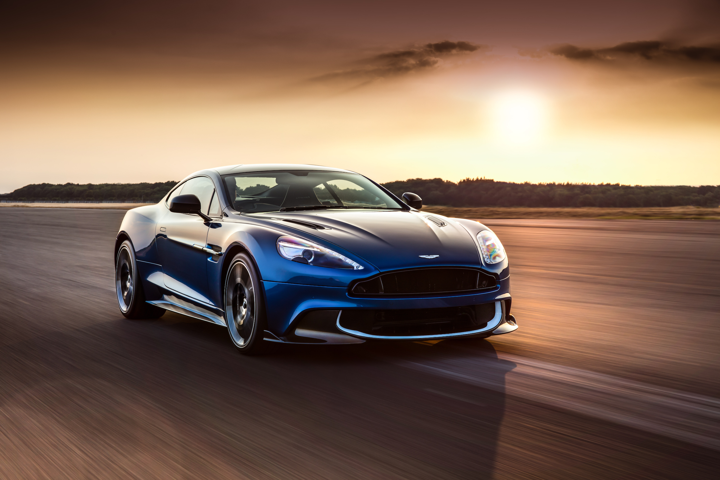 Aston Martin vanquish for sale McGurk
