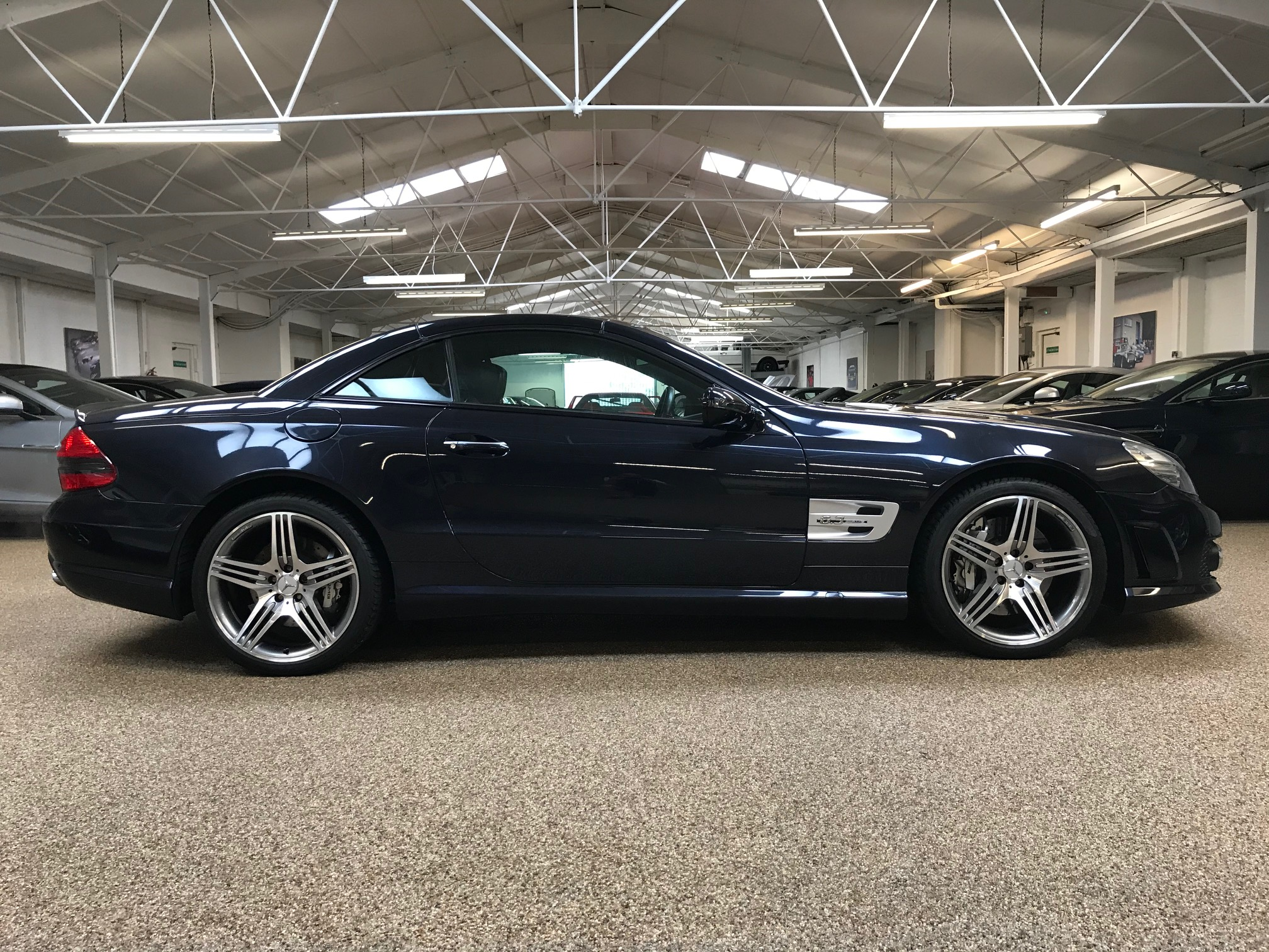 Used Mercedes SL63 For Sale
