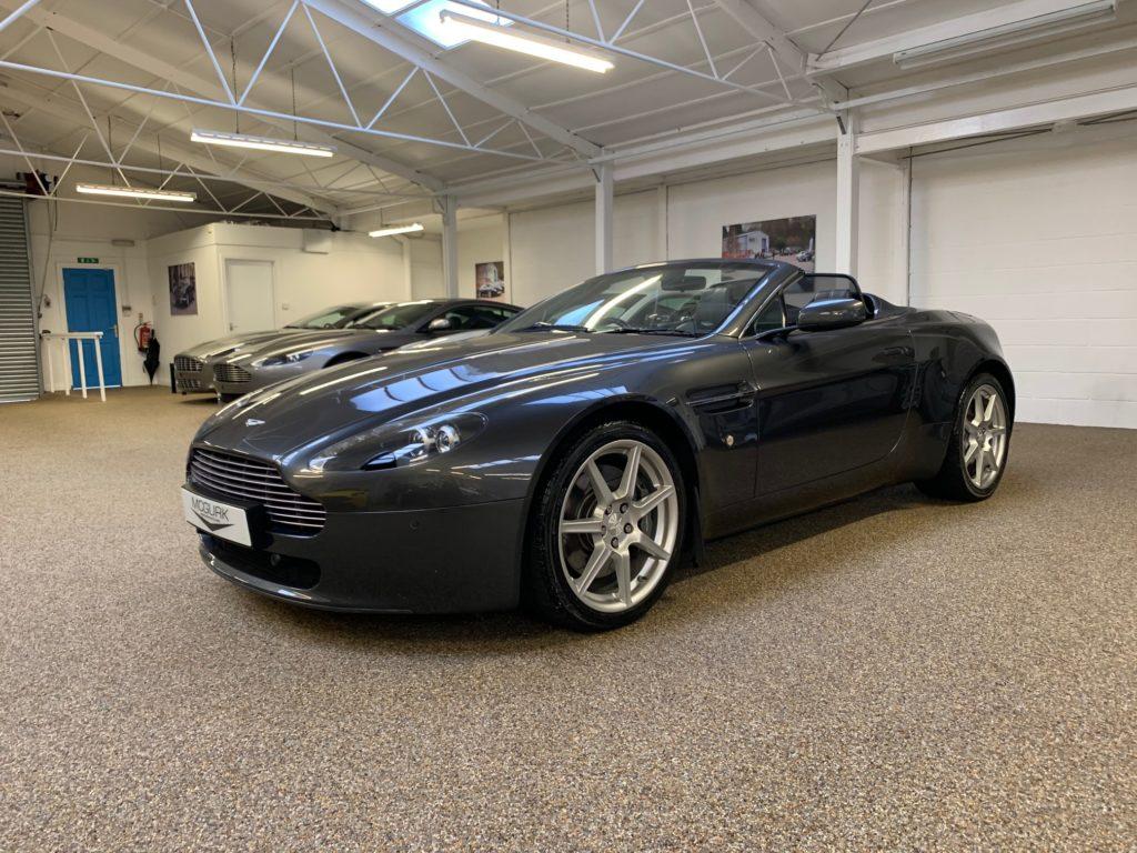 Aston Martin V8 Roadster for sale