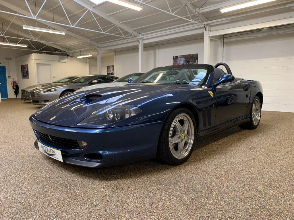 Ferrari 550 Barchetta fro sale