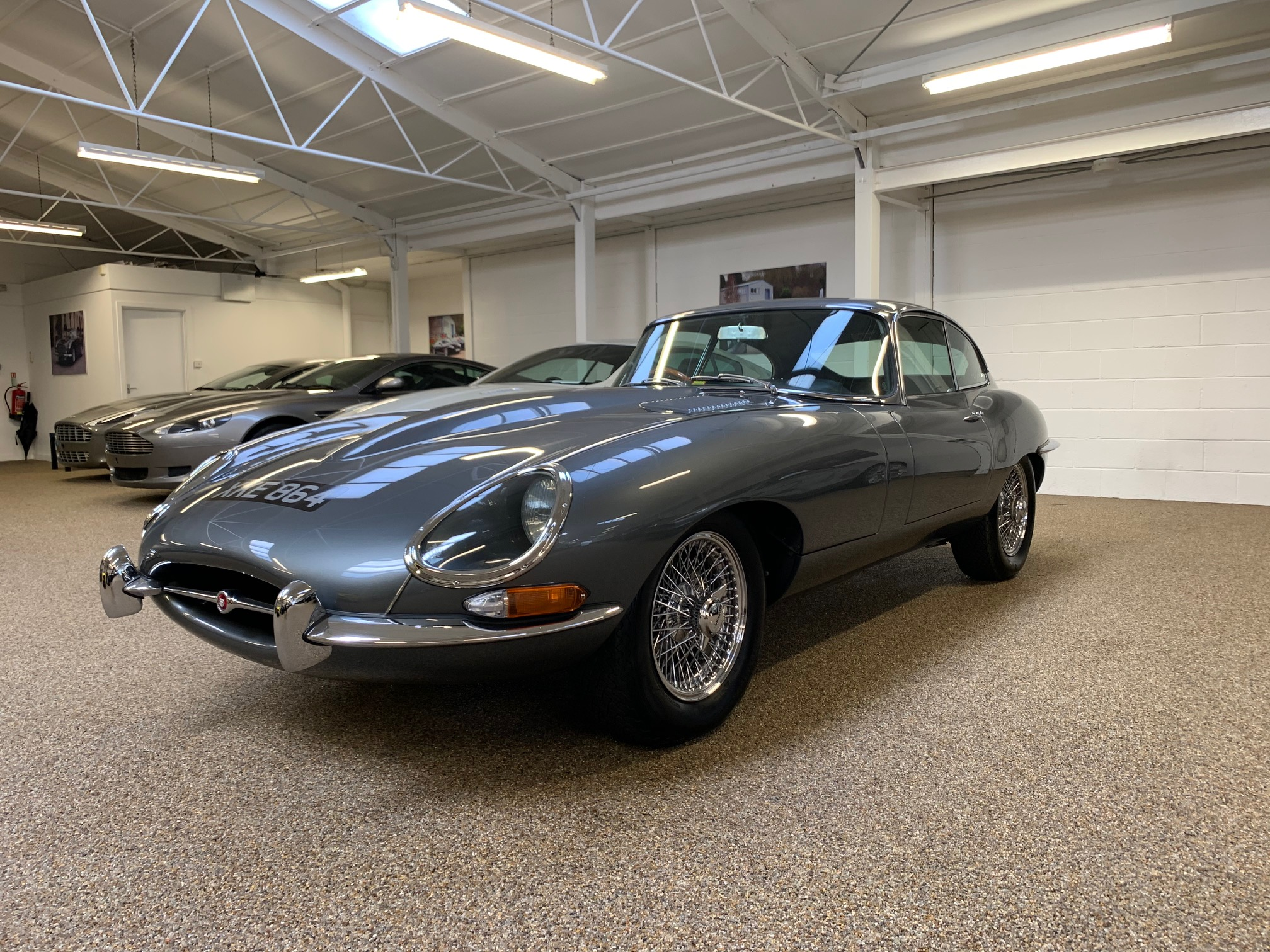 Jaguar E Type for sale