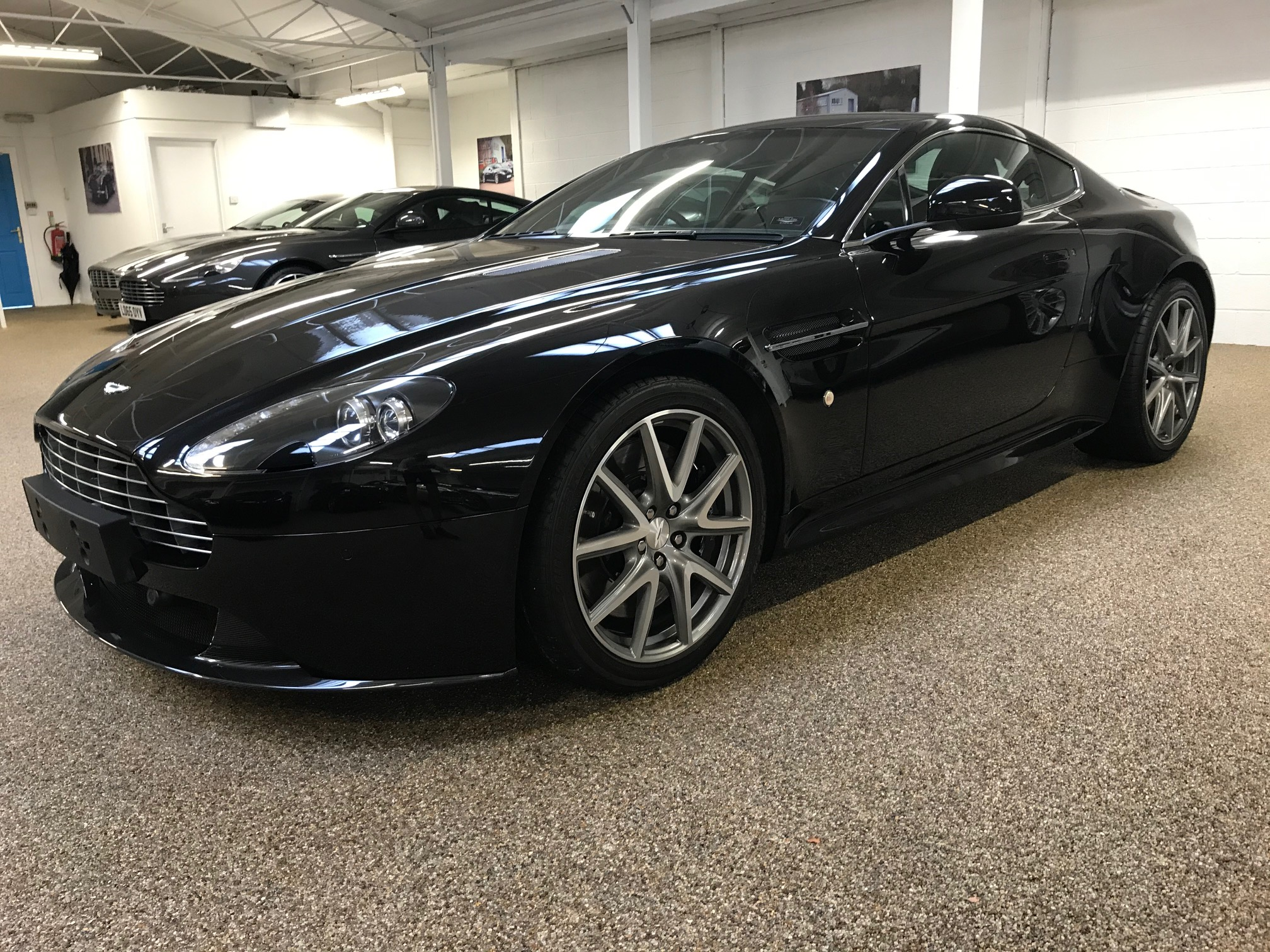 Used Aston Martin Vantage S for sale