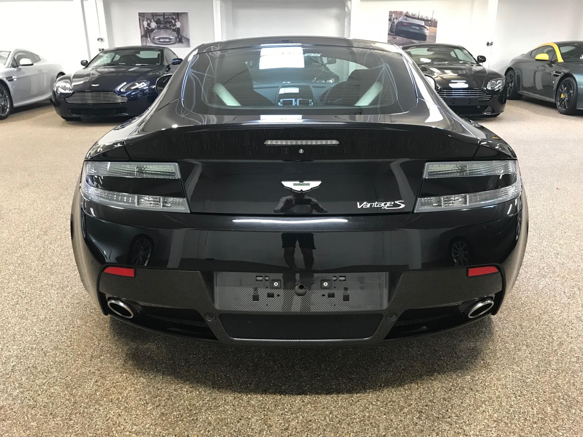 Used Aston Martin Vantage S for sale