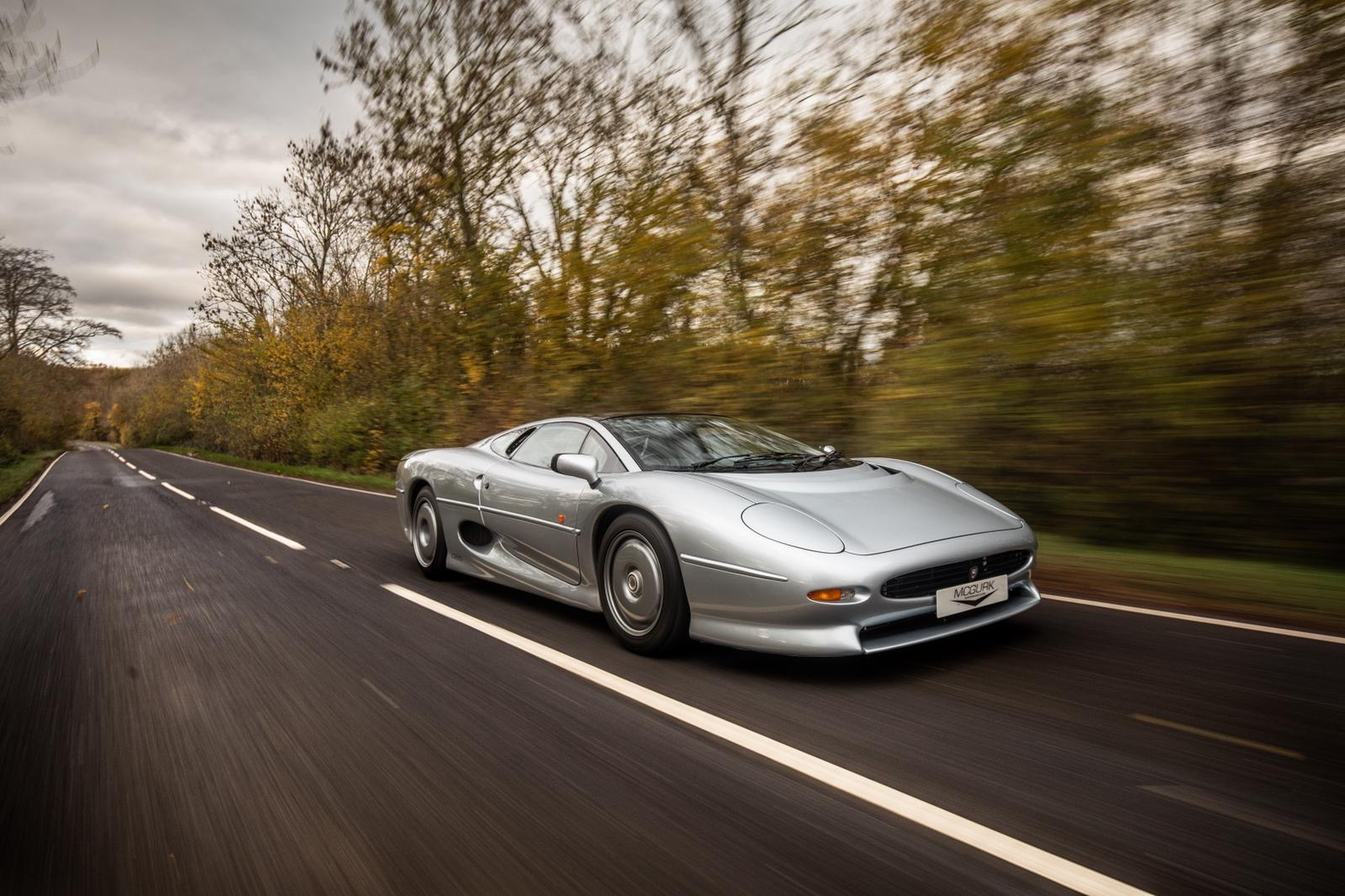 Jaguar XJ220 for sale