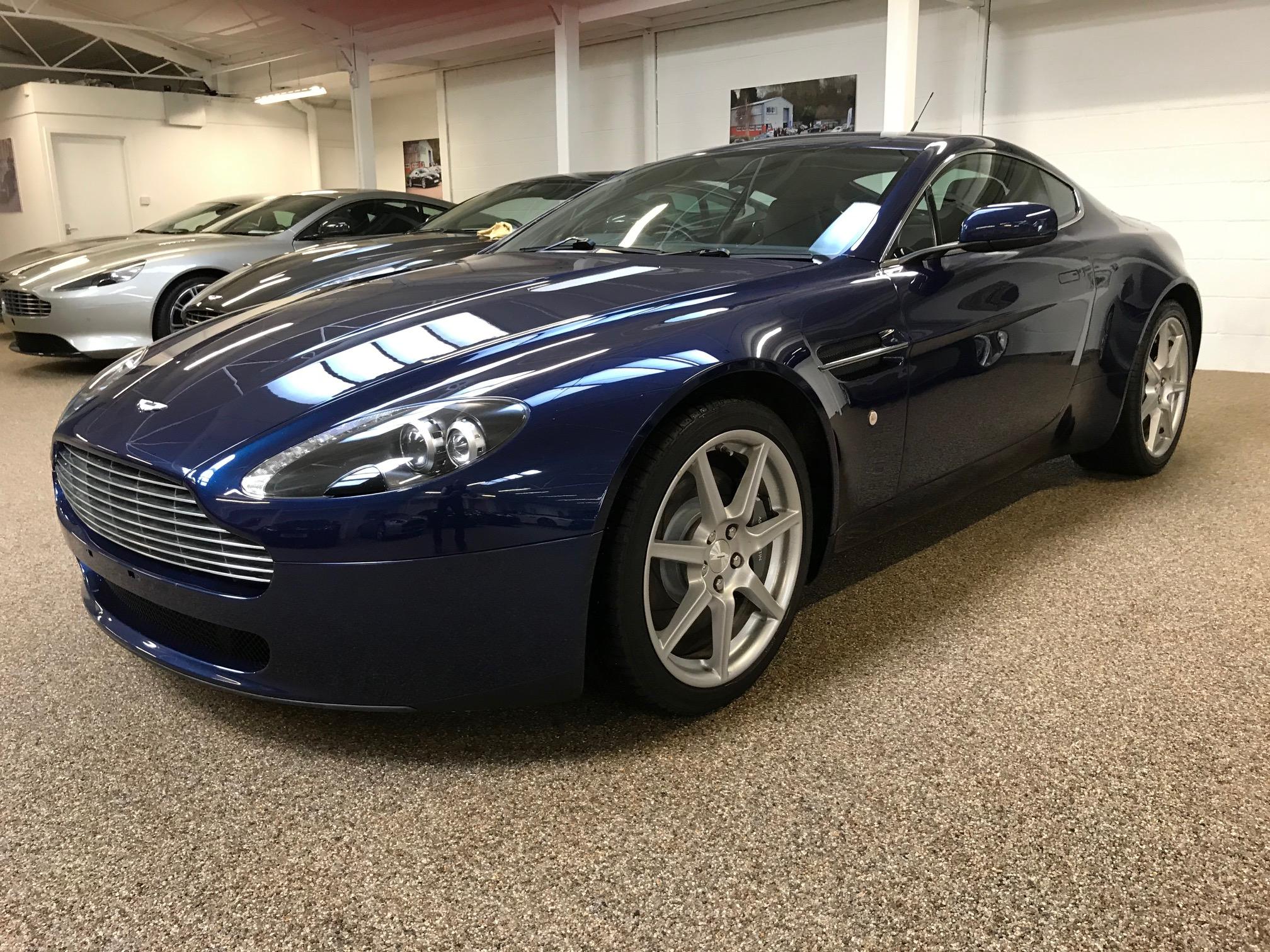 Used Aston Martins For Sale Mcgurk Performance Cars