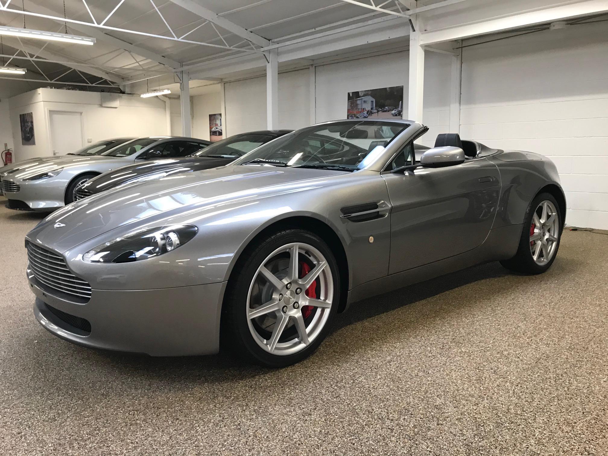 Used Aston Martin V8 Vantage Roadster for sale