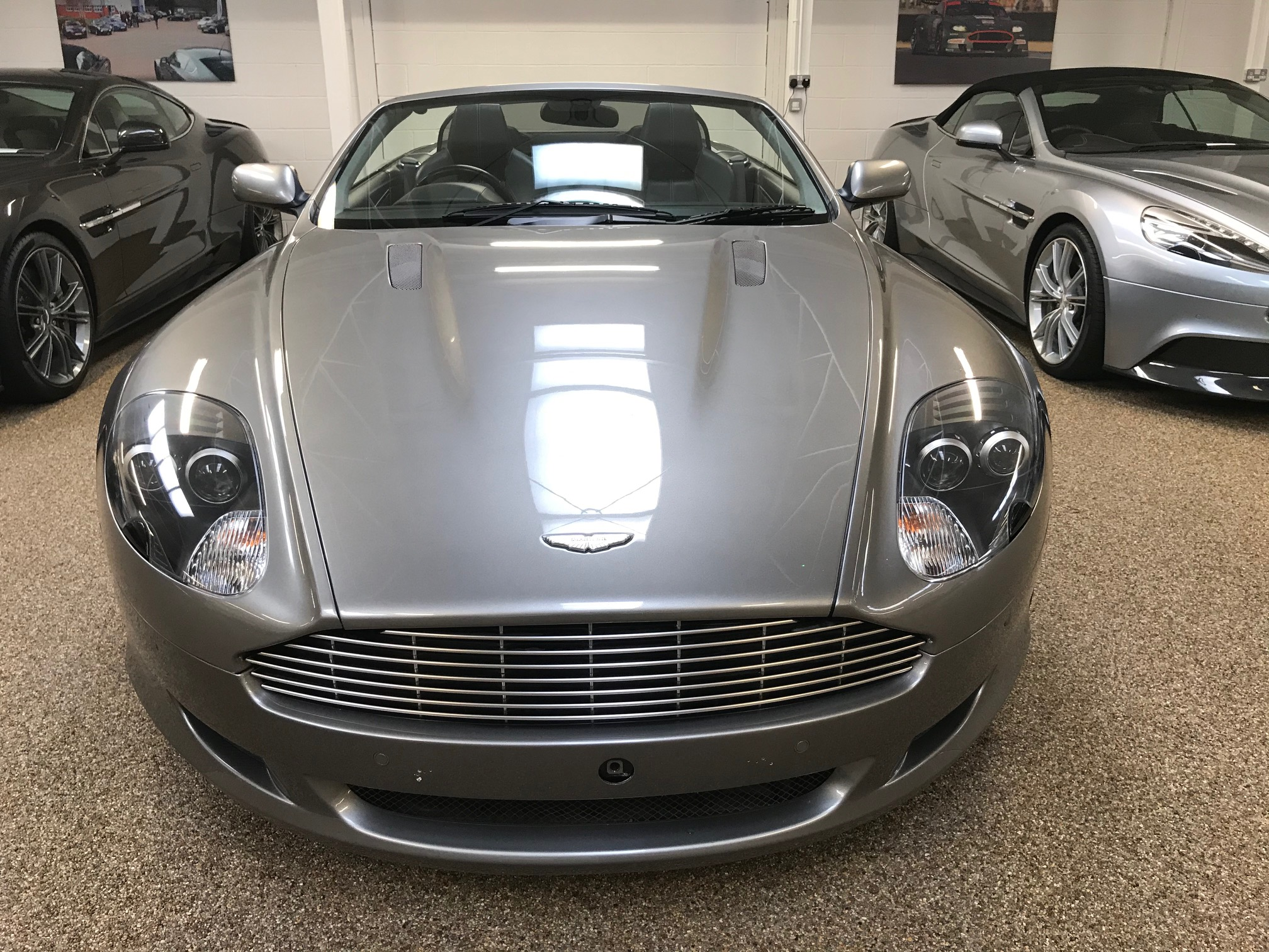 Used Aston Martin DB9 Volante for sale